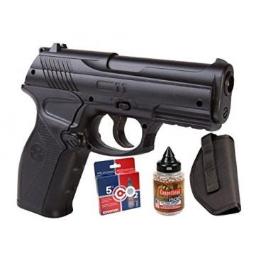 Crosman C11 Semi-Auto Air Pistol CO2 BB Kit air pistol