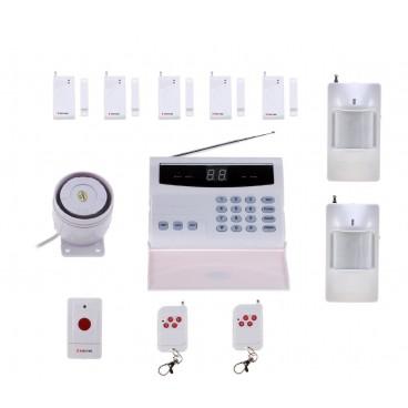 Sistema Básico de Alarma