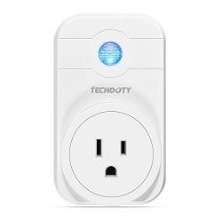 Enchufe Eléctrico WiFi Remoto Inteligente Alexa Google Home