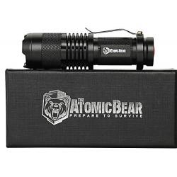 SWAT Poderosa Linterna Táctica LED