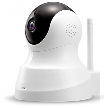 TENVIS HD IP Camera - Wireless IP Camera with Two-way Audio, Night Vision Camera, 2.4GHz & 720P Camera for Pet Baby Monitor, Hom