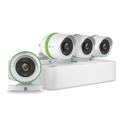 Sistema de Vigilancia al Aire Libre EZVIZ FULL HD 1080p