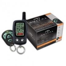 Sistema de alarma para vehículo Avital LCD