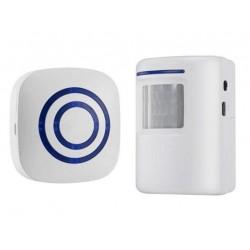 Sensor de Movimiento con Timbre para Negocios