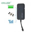 Original GT02 Mini coche GPS rastreador tk110 GSM GPRS GPS localizador de vehículos Google Link tiempo Real